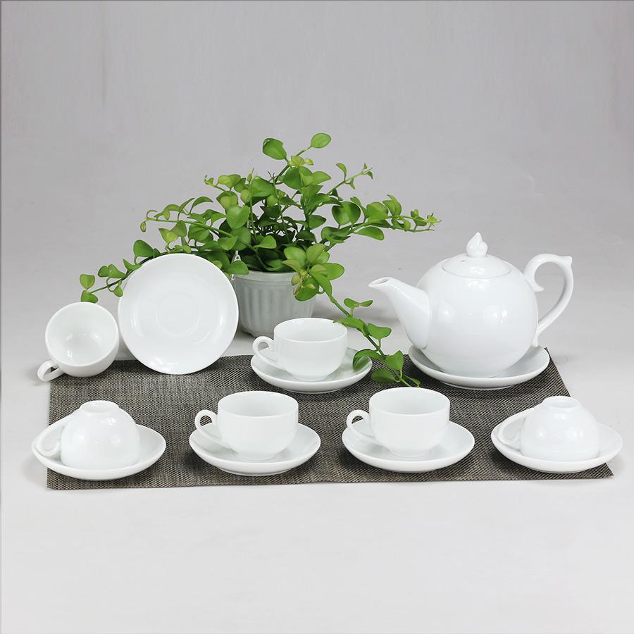 bộ ấm trà đẹp chóp lửa
