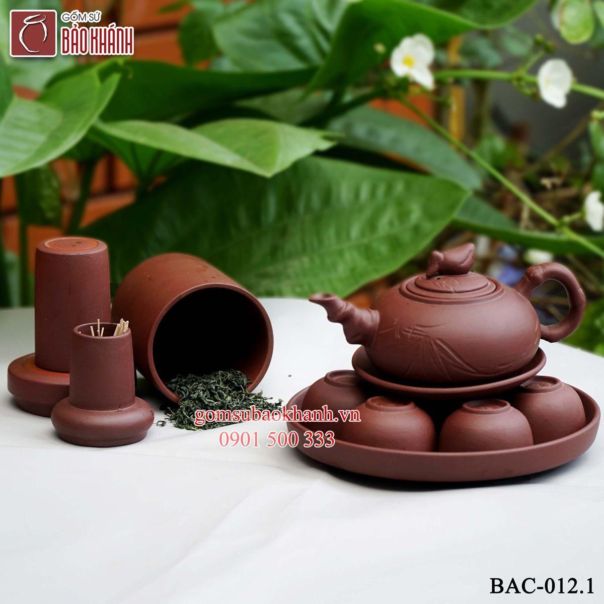 bộ ấm trà độc ẩm pha trà ngon