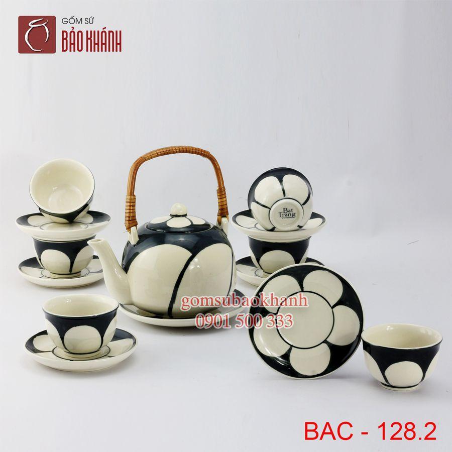 lựa chọn bộ ấm trà sứ đẹp rẻ